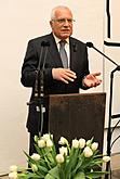 Slavnostní zahájení výstav, 16.4.2010 - Egon Schiele (1890-1918) - výstava k poctě životu a dílu - oslavy 120. výročí narození, foto: Libor Sváček