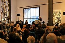 Opening of the exhibitions, 17.4.2014