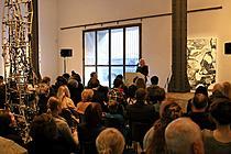 Eröffnung der Ausstellungen, 17.4.2014