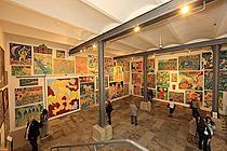Slavnostní otevření výstav, 6.11.2009