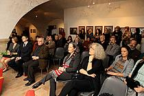 Slavnostní otevření výstav, 3.4.2009
