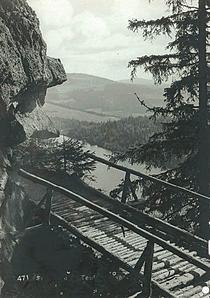 Seidel: Čertovo jezero, 1914