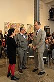 MYSTERIUM BÖHMERWALD: Die festliche Eröffnung der ausstellunge 2.4.2015
