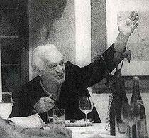 Vzpomínka na Serge Sabarského (1912-1996), ilustrační foto