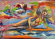 erotica, Martin Mainer (b. 1959, Ostrava)
