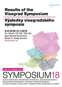 Visegrad symposium výstava plakát