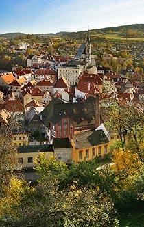 Český Krumlov, photo by: Libor Sváček