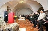 Vernisáž výstav, 4.4.2008, foto: Lubor Mrázek