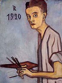 Zdeněk Rykr, 1920