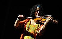 Iva Bittová - KONCERT v renesančním sále Egon Schiele Art Centra, středa 29.6. 2011, 20:00 hod.