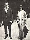 Český Krumlov a Egon Schiele
