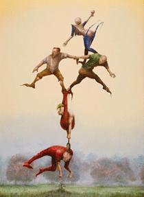 Josef Florian Krichbaum - HUMOUR IN ART, 6.4. - 28.10.2012