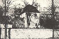Českokrumlovský dům ve kterém bydlel Egon Schiele