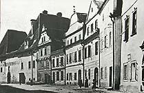 Egon Schiele Art Centrum Český Krumlov, historické foto objektu