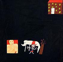 MIRIAM SCHWACK: Analýza, Egon Schiele Art Centrum Český Krumlov 29.3 - 15.9.2013