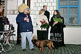 Opening of the exhibitions, 1.11.2007, foto: Lubor Mrázek