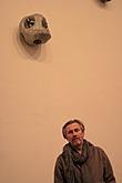 Fotografie z instalace výstavy Guntera Damische